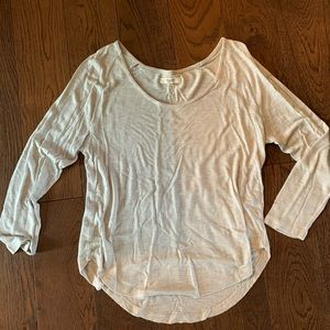 Madewell 3/4 Shirt